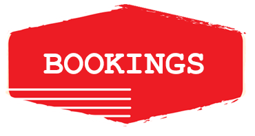 Grand Daddy's Bookings